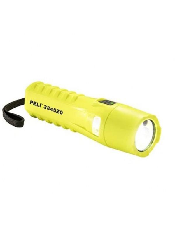 Peli 3345Z0 Zone 0 LED Geel