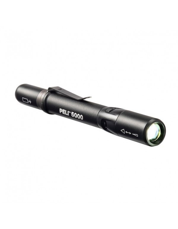 Peli 5000 LED Flashlight Zwart
