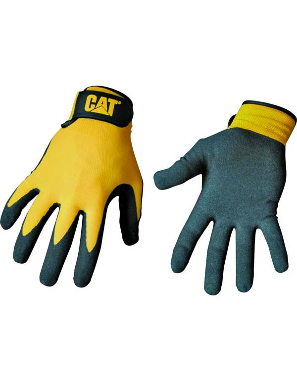 CAT String Knit handschoenen – Extra grip - XL - binnen en buitenkant
