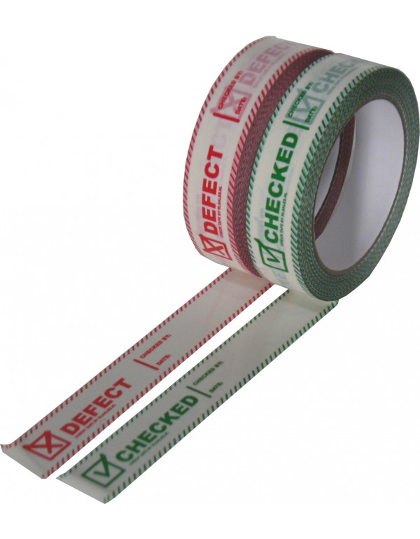 Gaffergear PVC Checked & Defect tape set