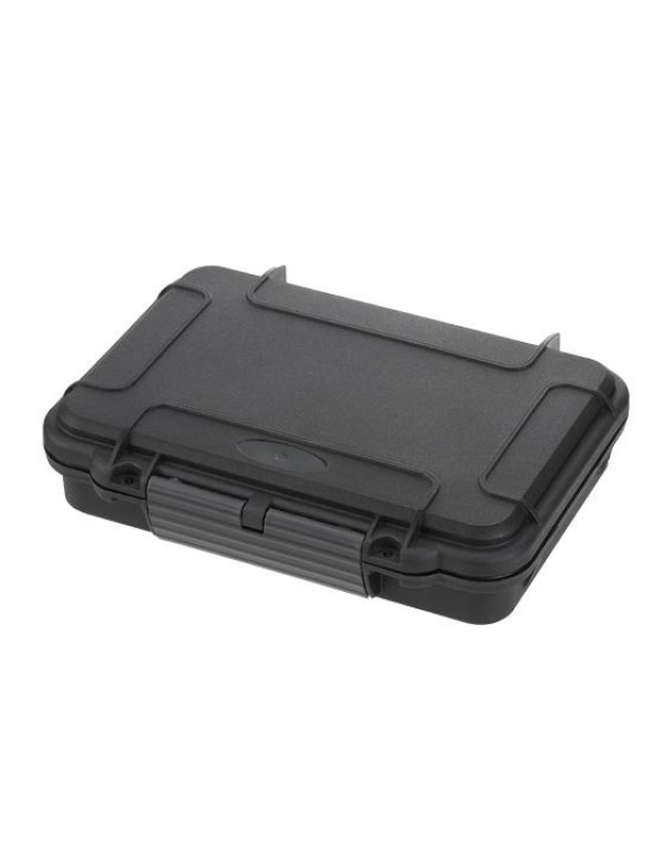 Gaffergear Case 02 zwart met plukschuim