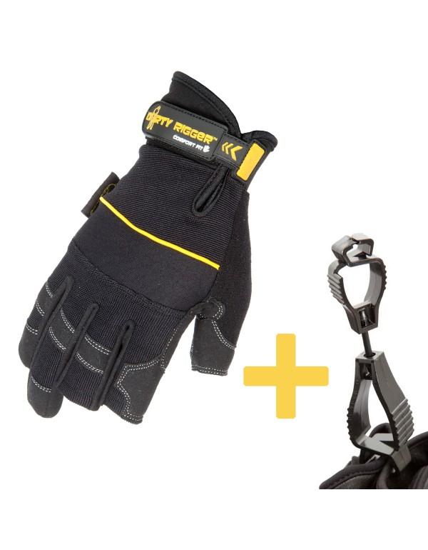 Dirty Rigger Framer handschoenen-L