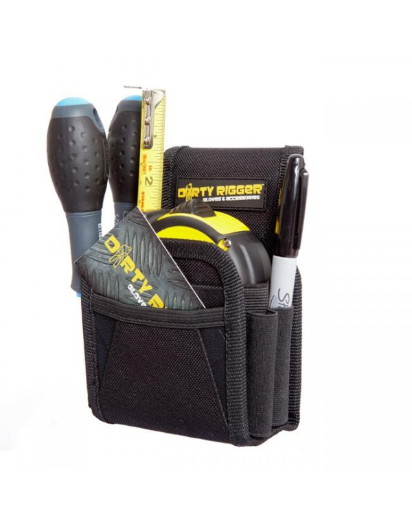 Dirty Rigger Compact Pouch
