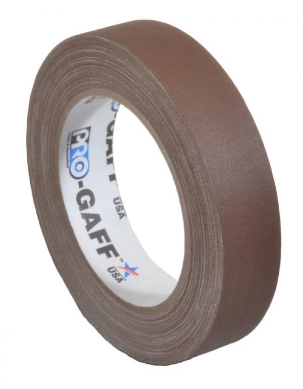 Pro-Gaff gaffa tape 24mm x 22,8m bruin