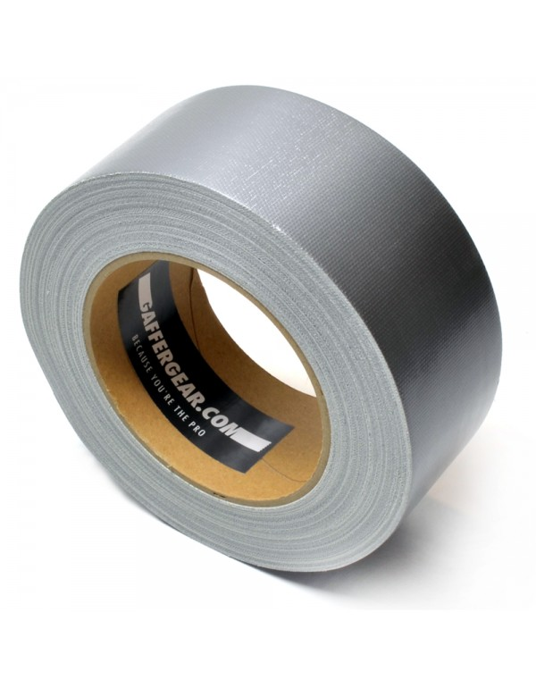 Gaffergear Gaffa tape 50mm x 25m grijs