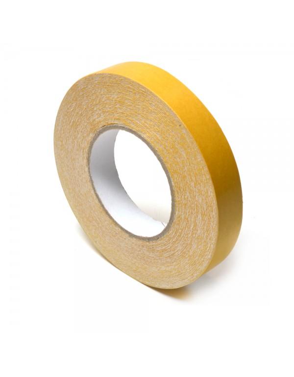 Dubbelzijdige High-Tak cloth tape 25mm x 50m