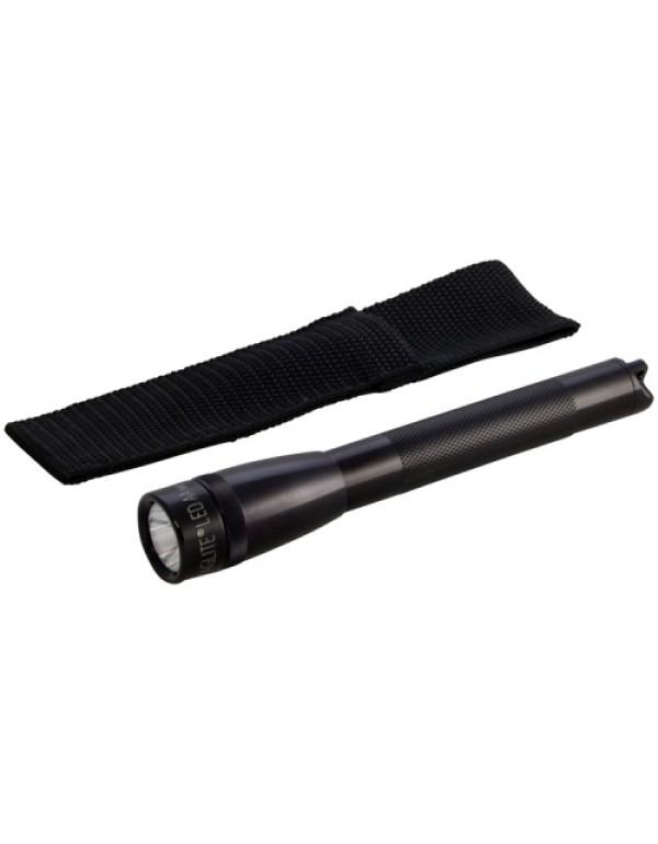 Maglite Mini LED AA Zaklamp zwart met holster