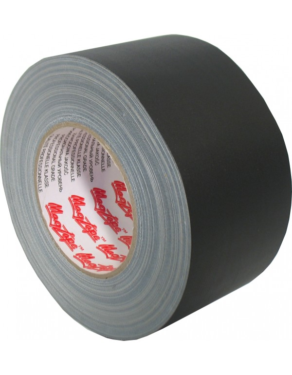 MagTape Matt 500 75mm x 50m zwart