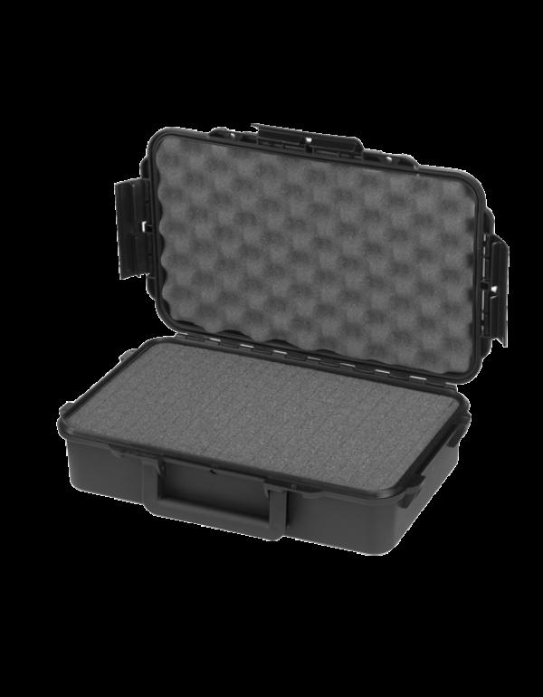 Gaffergear Case 04 zwart met plukschuim