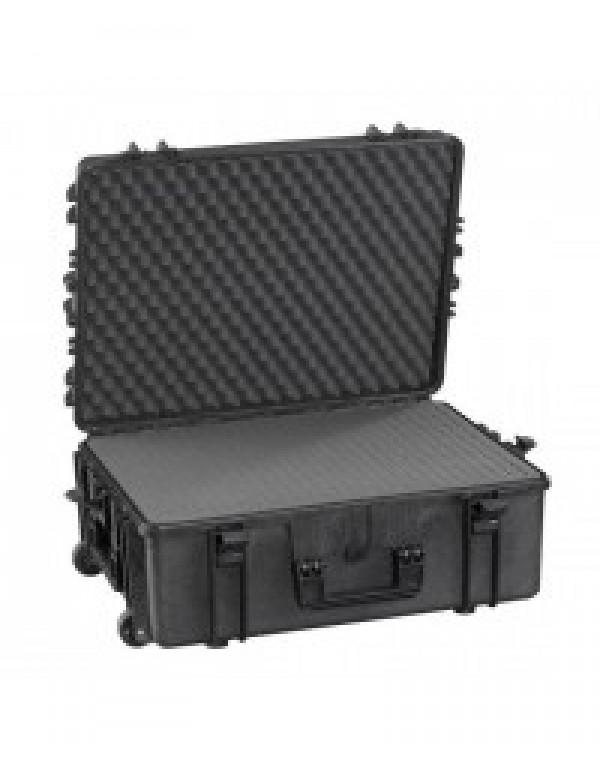 Schuim voor de Gaffergear Case 062H zwart trolley uitvoering