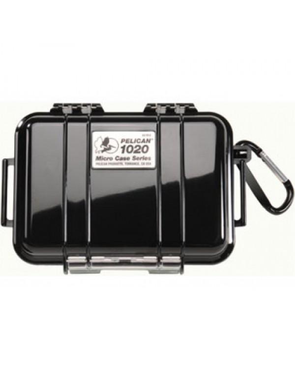 Peli Case 1020 Zwart / Zwart