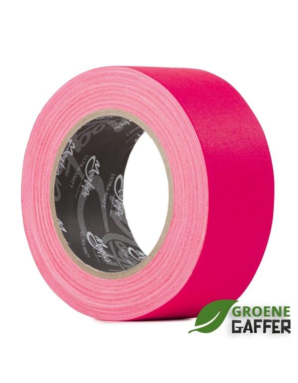 Magtape Ultra Matt Roze - Groene Gaffer