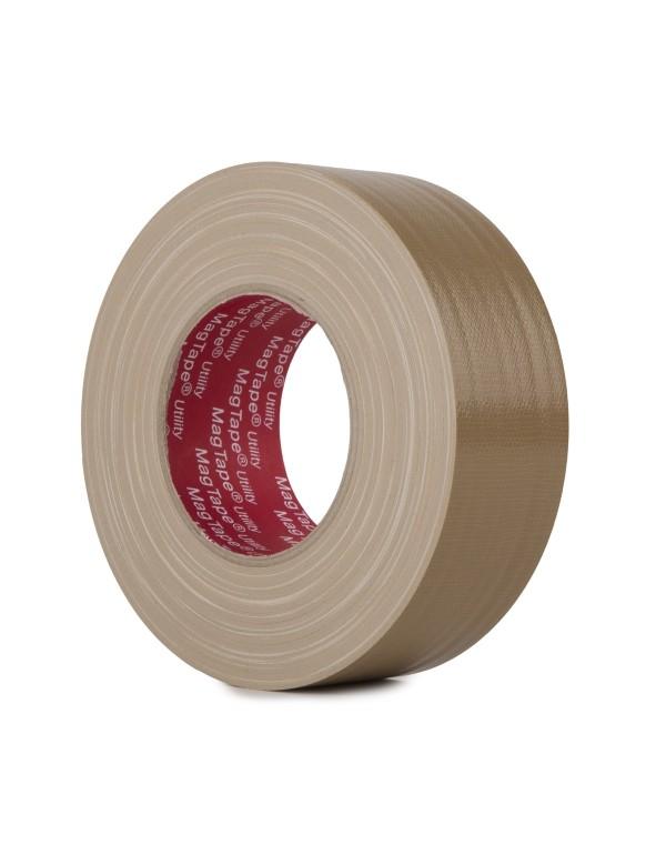 MagTape Utility gaffa tape 50mm x 50m beige