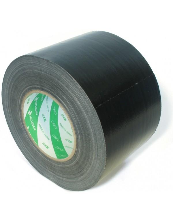 Nichiban tape 100mm x 50m zwart