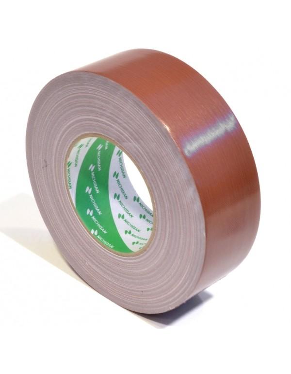 Nichiban tape 50mm x 50m bruin