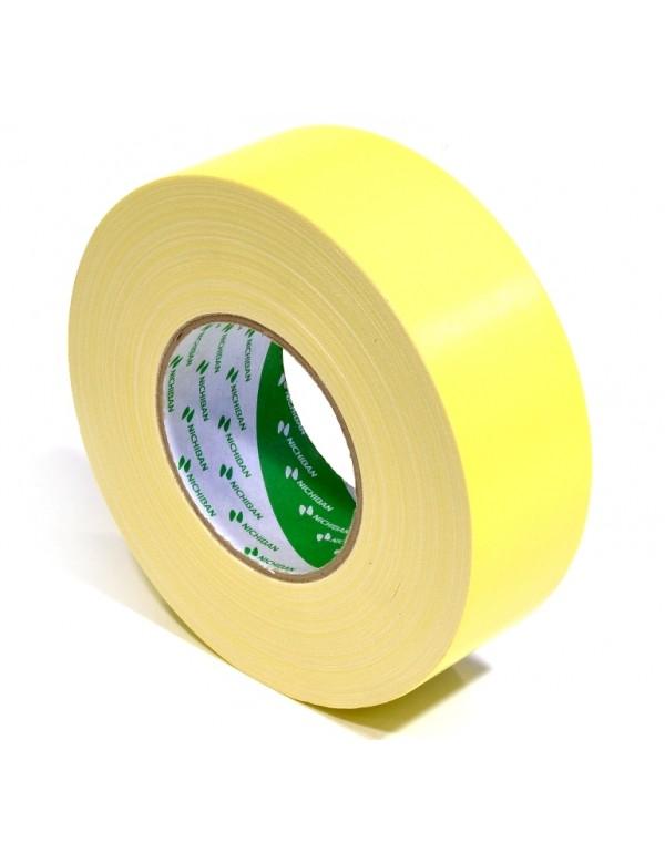 Nichiban tape 50mm x 50m geel