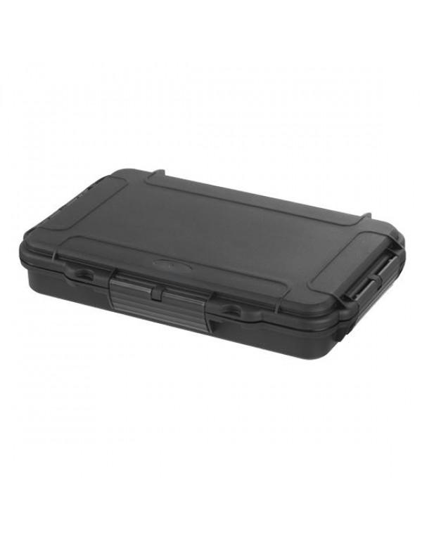 Gaffergear Case 03 zwart met plukschuim