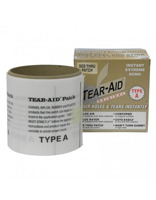 Tear-Aid Type A rol 7,6cm. x 9m.