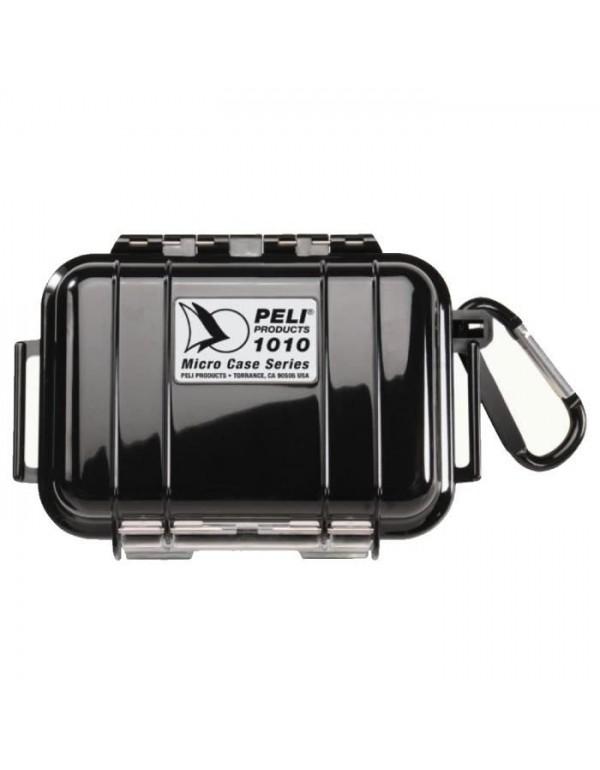 Peli Case 1010 Micro Zwart / Zwart