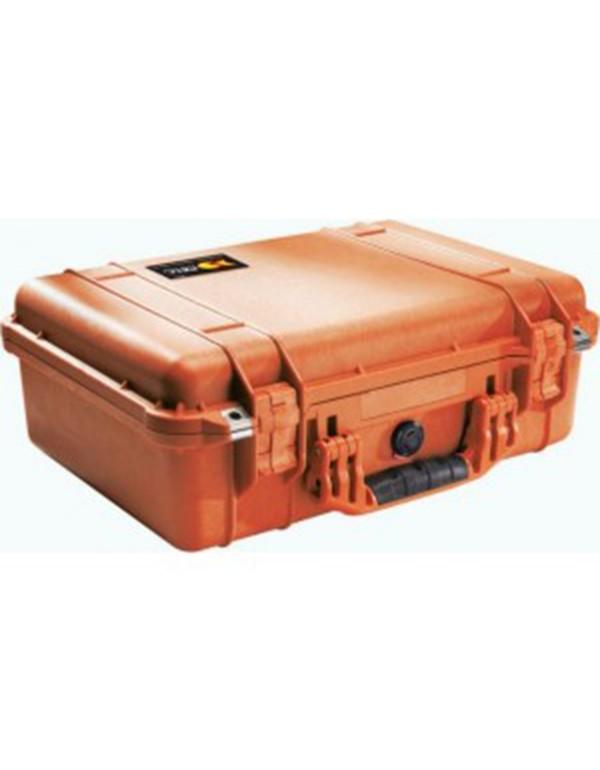 Peli Case 1550 Oranje EMS uitvoering