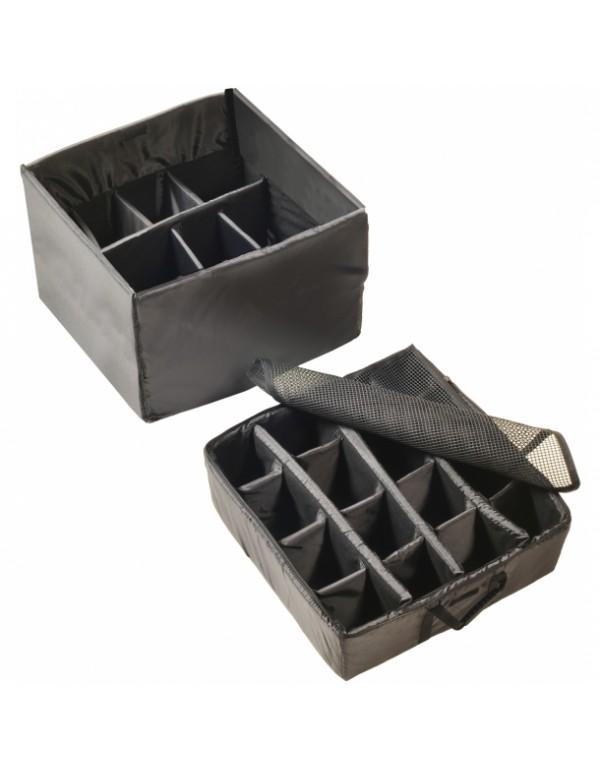 Klittenband vakverdeling voor Peli Case 0355