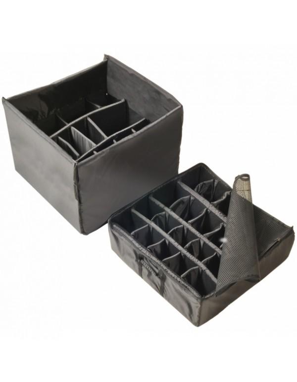 Peli Case 0375 klittenband vakverdeling