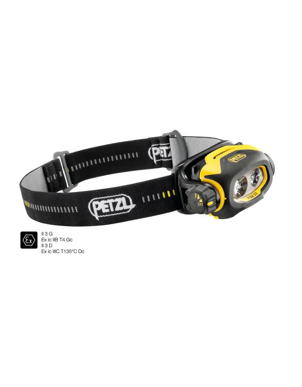 Petzl Pixa 3R - Atex Zone 2/22 - Oplaadbare Hoofdlamp
