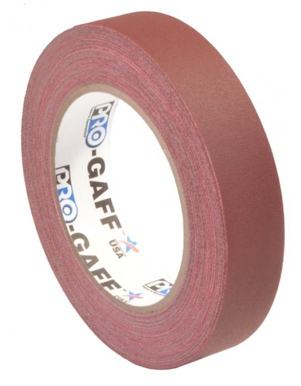 Pro-Gaff gaffa tape 24mm x 22,8m burgundy