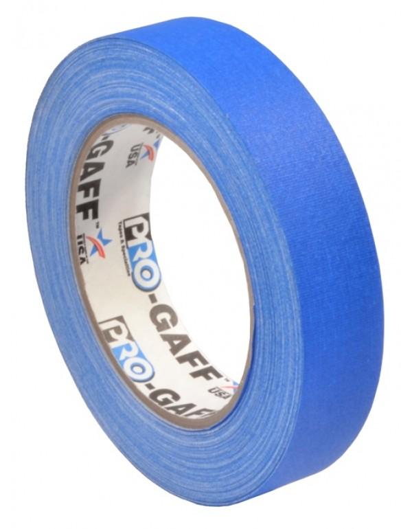 Pro-Gaff gaffa tape 24mm x 22,8m electric blauw