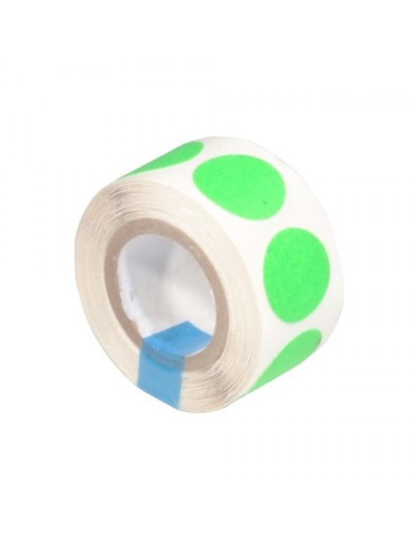 Pro-Gaff Dot 19mm - 100 stuks groen