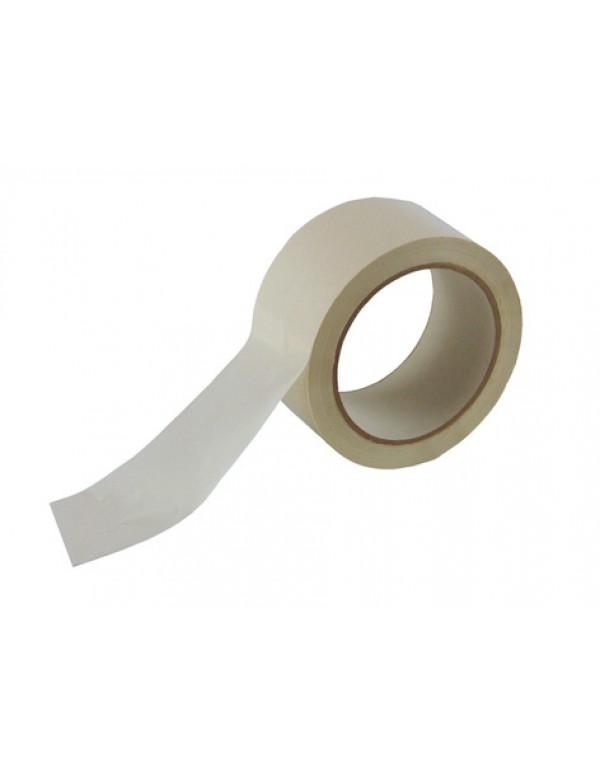 PVC  verpakkingstape 50mm x 66 m wit