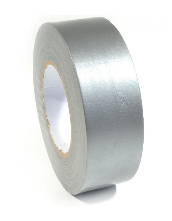 RL27 Duct tape 50mm x 50m grijs