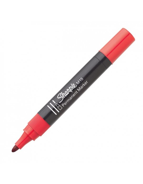 Sharpie permanent marker M15 rood