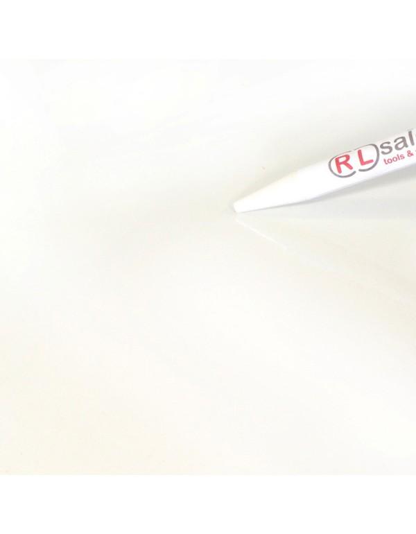 StudioTak 200 serie 175µm lage kleefkracht 1220mm x 50m hoogglans wit
