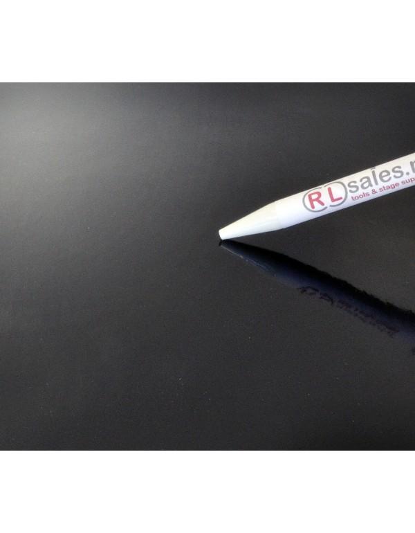 StudioTak 105 serie 80µm lage kleefkracht 250mm x 50m hoogglans zwart