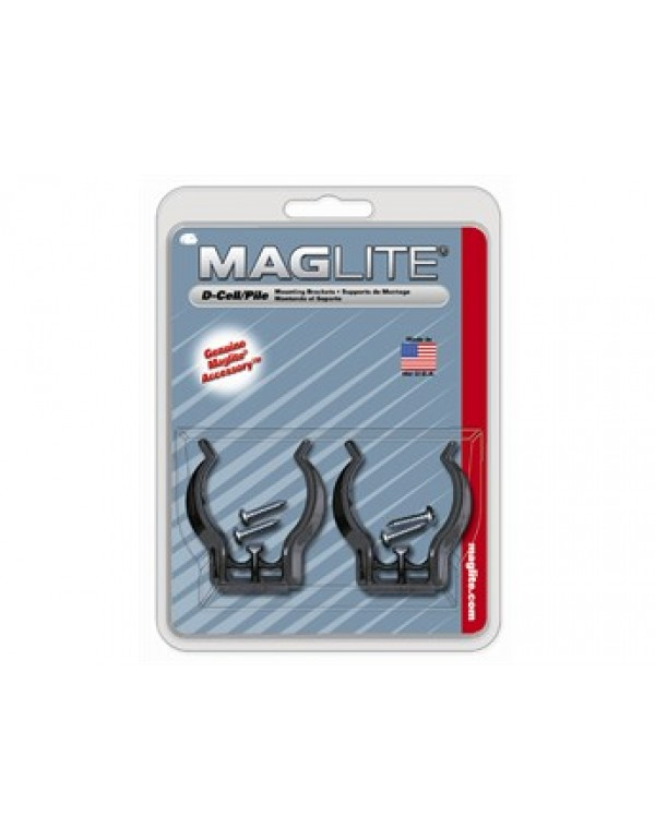 MagLite wandhouder D-Cell