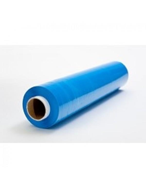 Wikkelfolie blauw