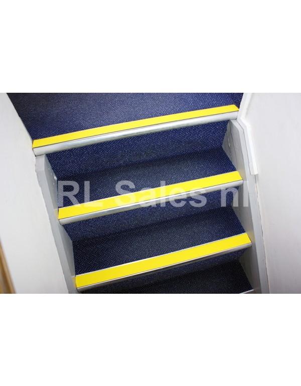 Antislip tape op trap