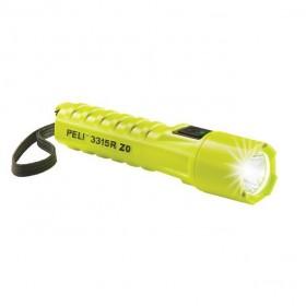 Peli 3315RZ0 LED Zone 0 Oplaadbare Zaklamp Geel