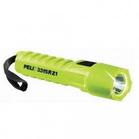Peli 3315RZ1 LED Zone 1 Oplaadbare Zaklamp Geel