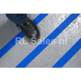 Antislip tape 25mm x 18,3m blauw