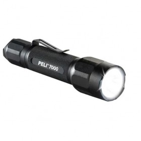 Peli 7000 LED Tactische Zaklamp Zwart