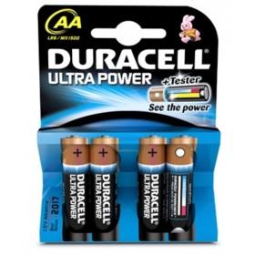 Duracell Ultra Power AA 4 pack MN1500 batterijen