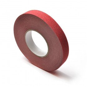 Antislip tape 25mm x 18,3m rood