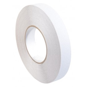 Antislip tape 25mm x 18,3m wit