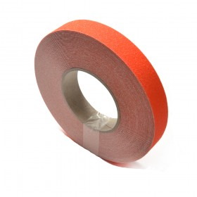 Antislip tape 25mm x 18,3m oranje