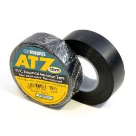 Advance AT7 PVC tape 15mm x 10m zwart