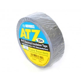 Advance AT-7 PVC tape 19mm. x 20m. Grijs