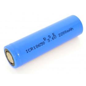 BSE oplaadbare 18650 lithium batterij