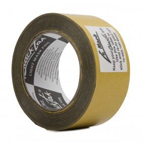 Blacktak Aluminium folie matt zwart 75mm x 25m